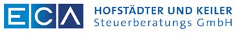 ECA  Hofstädter und Keiler Steuerberatung Logo
